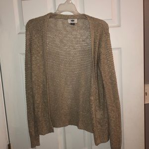Old Navy Cardigan only worn once!!